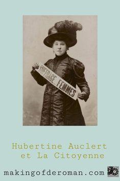 « La citoyenne » est un journal féministe et socialiste publié de 1881 à 1891. Roman, Journal, Movies, Movie Posters, Equal Rights, Films, Film Poster, Cinema, Film