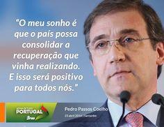 Pedro Passos Coelho, Presidente do Partido Social Democrata na 1ª Edição das Conferências da Liberdade em Santarém. 23 de abril de 2016 #PSD #acimadetudoportugal