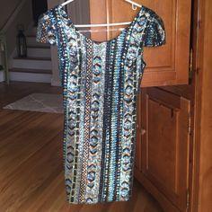 a'gaci Dresses - Festive Sequence Mini Dress