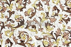 antique paper floral pattern 18th stock imagehttp://www.stockpodium.com