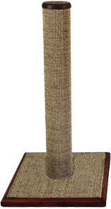 maybe if the scratching post costs as much as furniture they will use it