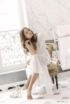 Style Story: Lisa Marie Fernandez / Garance Doré