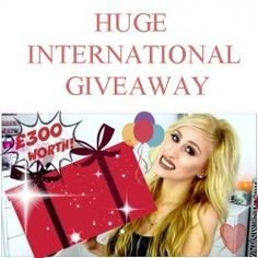 Youtube Giveaways : HUGE INTERNATIONAL GIVEAWAY : HUGE INTERNATIONAL GIVEAWAY  #1 Is this giveaway open international? YES  #2 If I wasn't subscribed before can I enter the giveaway? Of course, as long as you've subscribed and