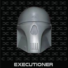 Mandalorian Executioner Helmet – Darth Cleavage Thing 1, 3d Prints, Paint Schemes, Mandalorian, Paint Colors, Helmet, Paint Colours, Motorcycle Helmet, Helmets