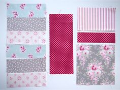 USE Front cover patchwork pieces