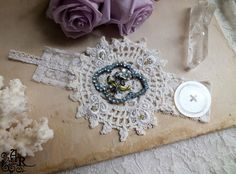 Something Blue... Inspired Bridal Vintage & by artefactredux