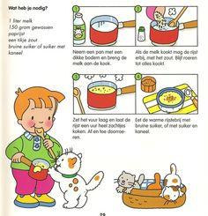 Koken met kleuters! | rijstebrij