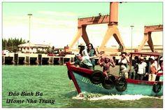 Du Lịch Bình Ba - iHome Nha Trang: Kể chuyện Đảo Bình Ba