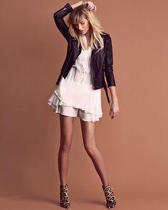 Marissa Webb EXCLUSIVE Wenda Tie Dress | Shop IntermixOnline.com