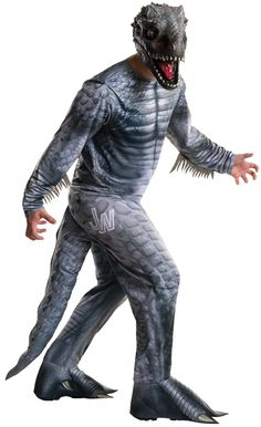 Jurassic World - Indominus Rex Costume For Adults from Buycostumes.com