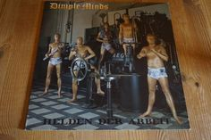 "Dimple Minds - Helden der Arbeit 12"" LP 12"" Record"