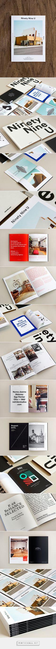 Ninety Nine U Magazine No 9 on Behance                                                                                                                                                                                 More