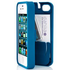 Zulily.com iPhone case with compartment that locks shut.