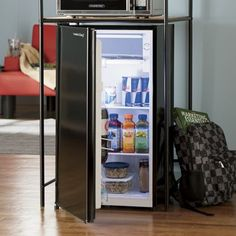 Shop Haier 10 11 Cu Ft Top Freezer Refrigerator Stainless