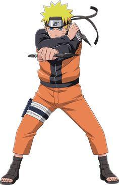 Naruto Uzumaki by xUzumaki on deviantART