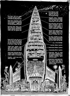 1955 ... Mad space program! | by x-ray delta one