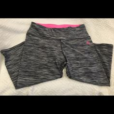 Woman's RBX Capri's, L Woman's RBX Capri's, size L. Like new condition. Nice! Perfect for exercise, or running around in spring and summer weather. Reebok Other