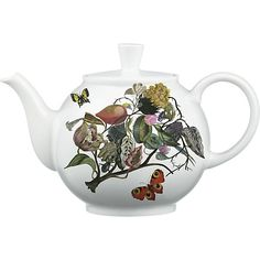 August Teapot by Olaf Hajek in 50th Anniversary Teapots   Crate and Barrel