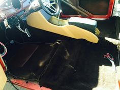 Center console installed  Radio is bext
