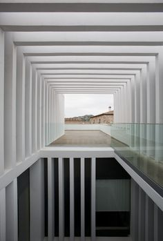 Museum of Archaeology and Arts, Zamora Spain, by Mansilla + Tuñón Architects