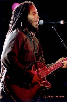Ziggy Marley at Reggae on the River '99