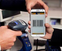 Scanner mit SmartphonIn Deutschland nutzen mit 73 Prozent vor allem Männer virtuelle Geldbörsen.