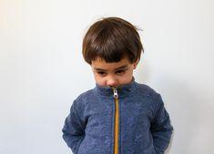 Jak ušít dětskou mikinu na zip - návod (FOREST) - Prošikulky. Pdf Sewing Patterns, Take That, Zipper, Sweatshirts, Closer, Website, Zippers, Trainers, Sweatshirt