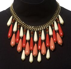Tips for designing a drop necklace. BeadStyleMag.com.