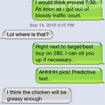 Image detail for -Iphone Autocorrect Funny - Oil Me up please