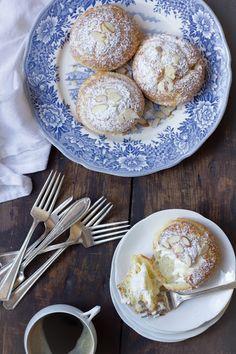 Pink Patisserie: Almond Cream Puffs