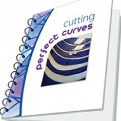 Free Cutting eBook  Get this 'Cutting Perfect Curves' eBook when you sign up for Everything Stained Glass Newsletter 'Dazzle'.
