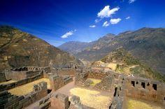 Pisac, Perú