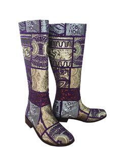 Textile - Riding Boot