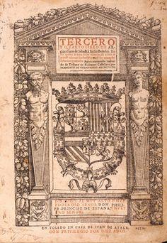"""Tratados de arquitectura: """"Tercero y Cuarto Libro de Architectura"""" (1552). Sebastiano Serlio"""