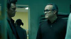 "Shut Eye 1x02 ""The Hanged Man"" - Charlie Haverford (Jeffrey Donovan) & Eduardo Bernal (David Zayas)"