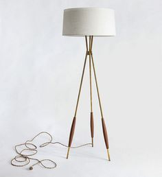 schoolhouse electric tripod floor lamp