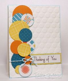Beautiful colour scheme, simple but effective card design Cool Cards, Diy Cards, Quick Cards, Stampin Up Anleitung, Karten Diy, Kirigami, Card Sketches, Sympathy Cards, Paper Cards
