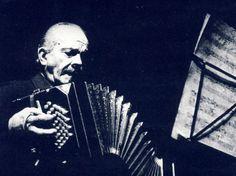 Astor Piazzolla - Argentine Tango Accordionist