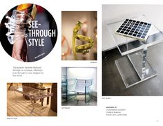 Trend: See-Through Style #hpmkt
