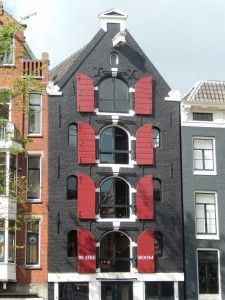Beautiful Dutch homes in Amsterdam