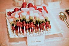 Hostess with the Mostess® - Vintage Pink Baby Shower Brunch