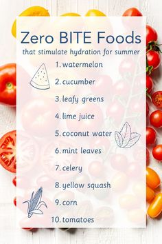 Here are our favorite summer foods that are yummy AND nutritious!! Start adding these to your summer diets! Healthy Foods, Healthy Recipes, Summer Diet, Lime Juice, Coconut Water, Summer Recipes, Diets, Watermelon, Key Lime Juice