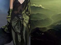 Fashion vs nature