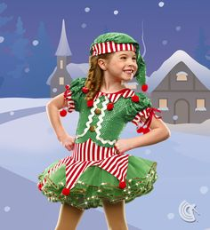 Dancing Elf Holiday Sk8