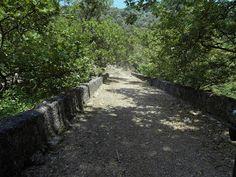 Αρχείο Γεφυριών Πελοποννήσου Stone Bridges of Peloponnese: Γεφύρι Δήμητρας, στην Αρκαδία Sidewalk, Country Roads, Side Walkway, Walkway, Walkways, Pavement