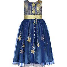 Blue Shooting Star Costume