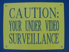 This says caution: your under video surveillance. They used the wrong your. caution, you're under video surveillance. Grammar Jokes, Spelling And Grammar, Grammatically Incorrect, Letter N Words, Public Service Announcement, You Had One Job, Pinterest Fails, Different Words, Writer Workshop