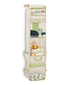 Another great find on #zulily! Six-Shelf Closet Organizer #zulilyfinds