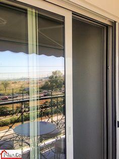 Ολική Ανακαίνιση στο Νέο Φάληρο - Βεράντα - Κουφώματα Windows, Ramen, Window