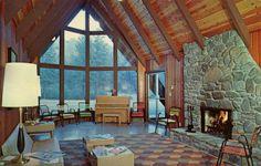Lounge, Idyllwild Arts Foundation, California